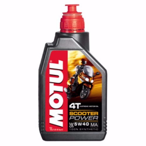 OLIO SCOOTER POWER 5W40 MOTUL 1LT - 3374650003672