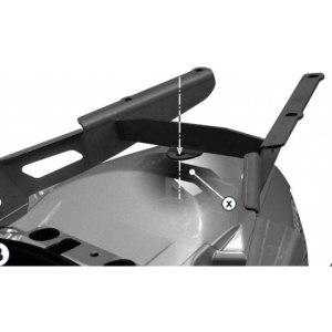 baule e attacchi - KR117M