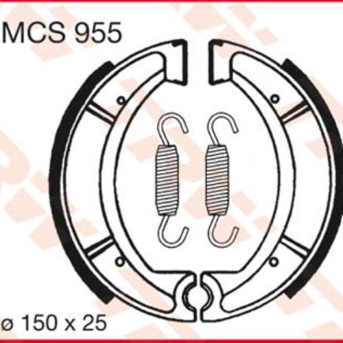 GANASCE FRENO POSTERIORI  XT 600 Z Tenere 86 - 87  1VJ - 786.04.14