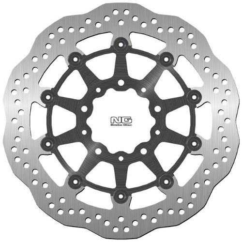 Disco Freno Anteriore ZX-6R 19 - - 6591213X