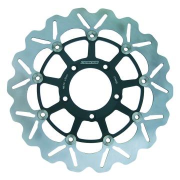 disco freno anteriore - STX42D