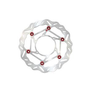 disco freno anteriore - WL108R